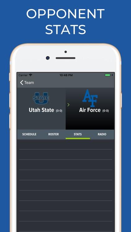 Utah State Football Schedules screenshot-7