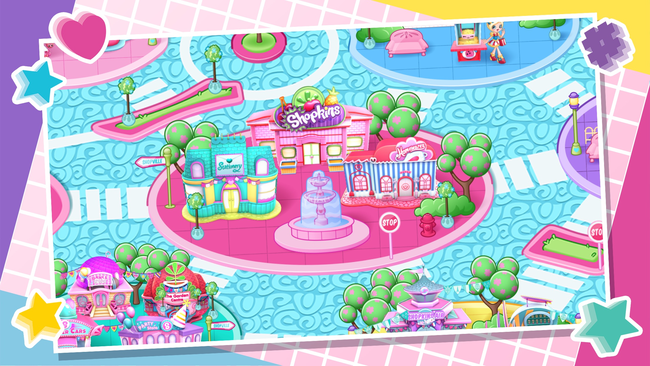 Shopkins World! Screenshot