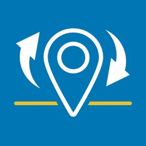 GPS Coordinate Converter App Data & Review - Navigation