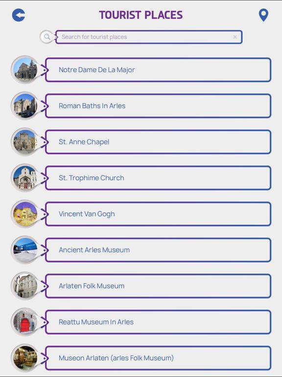 Arles Tourism screenshot 8