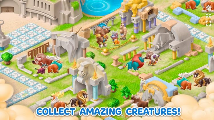 Legends of Olympus: Play, Farm