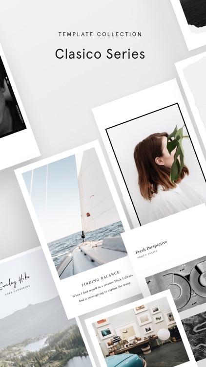 Unfold — Create Stories