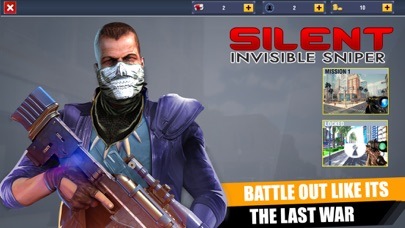 Silent Scope : Sniper Shooter screenshot 1