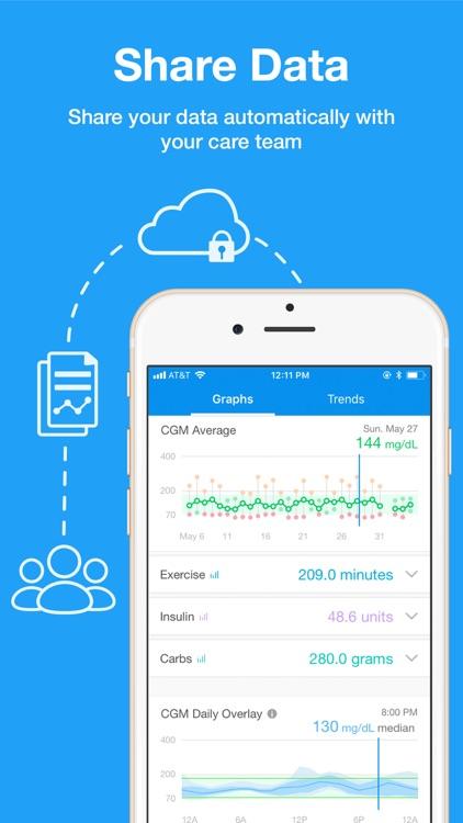 Glooko - Track Diabetes Data screenshot-4