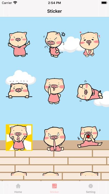 Pink Pig Girl