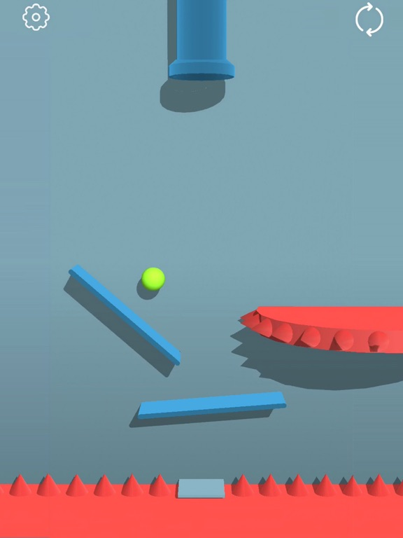 Bounced Ball 3D screenshot #3
