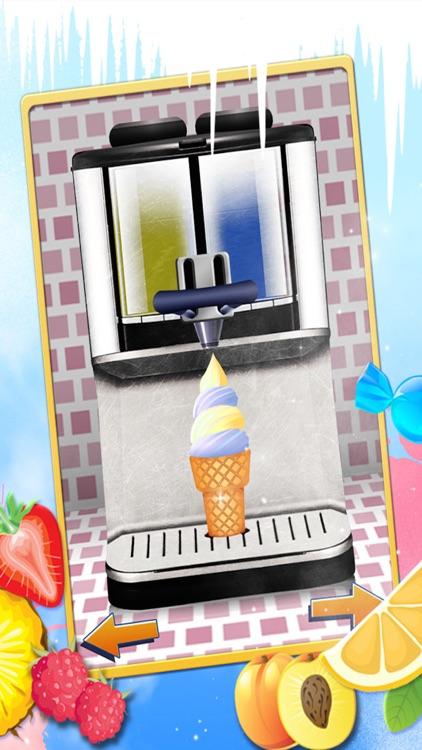 Dessert Maker Mania-Ice Cream screenshot-3