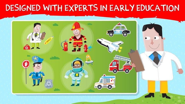 Toddler Games:learning puzzles screenshot-7