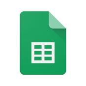 Google Sheets icon