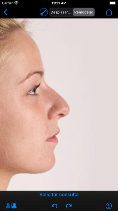 Descargar FaceTouchUp Nose Job Simulator para Android