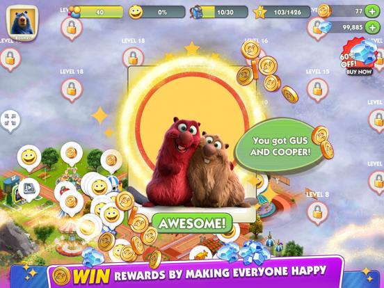Wonder Park Magic Rides Gameのおすすめ画像7