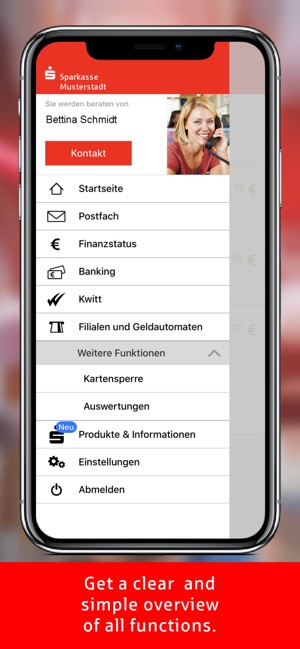 Sparkasse Your Mobile Branch On The App Store