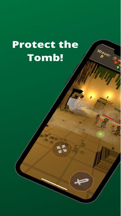 Screen Shot Tomb Defender 0