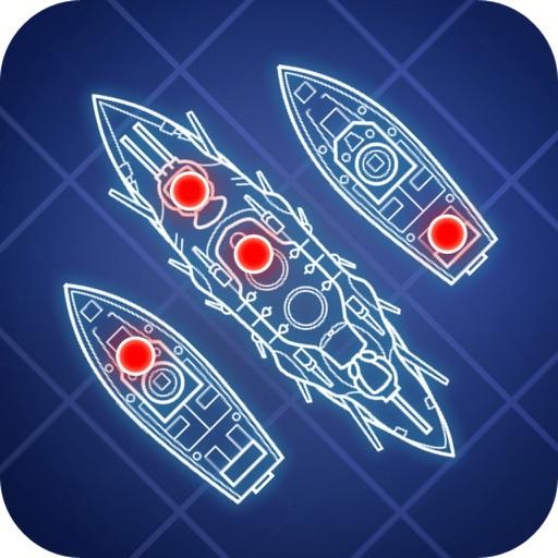 Fleet Battle: Sea Battle game icon