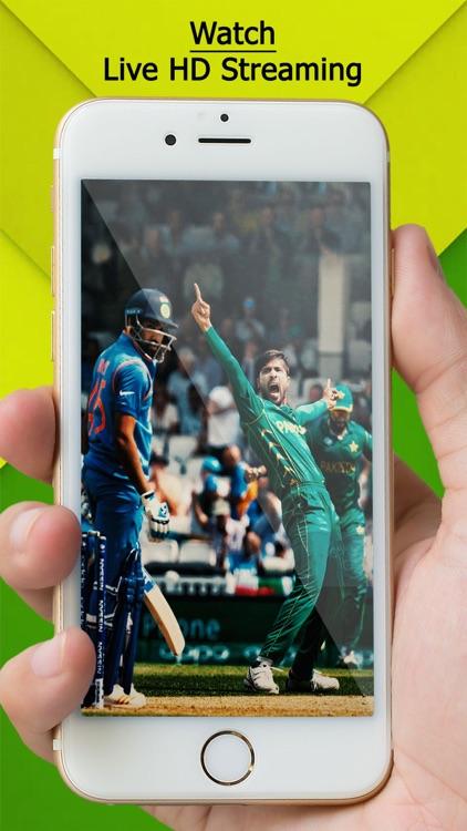 Live Cricket TV World Cup 2019 screenshot-5