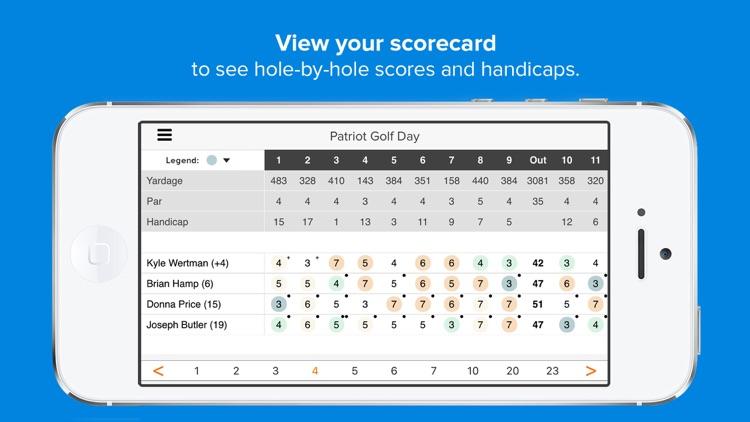 Golf Genius