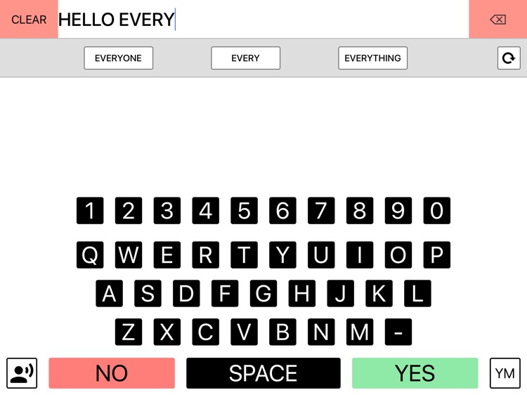 Yolŋu Matha - English Keyboard