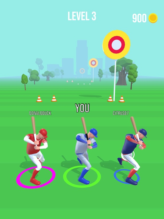 Baseball Race screenshot 7