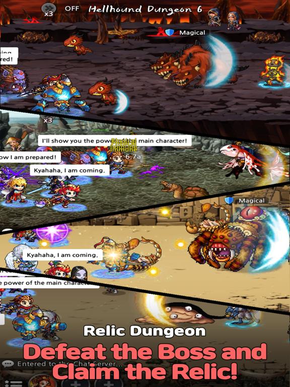 Soul Saver: Idle RPGのおすすめ画像5