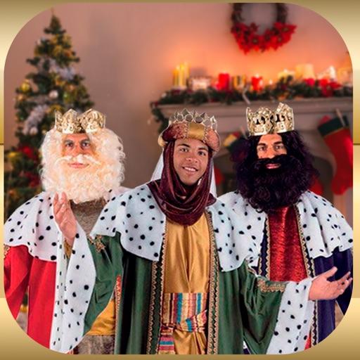 Three Kings' Day Photo Editor