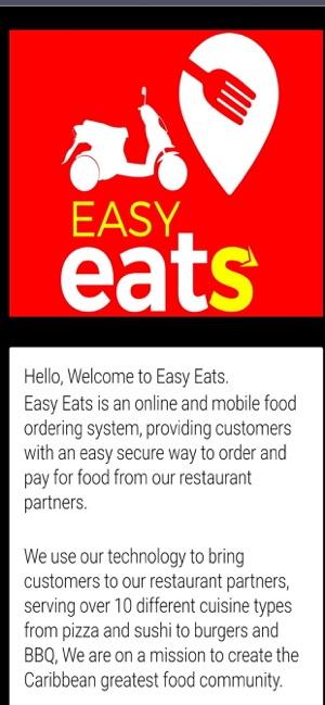 Easy Eats SXM on the App Store
