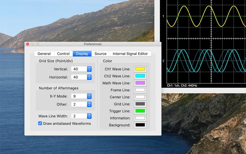 Oscilloppoi for Mac