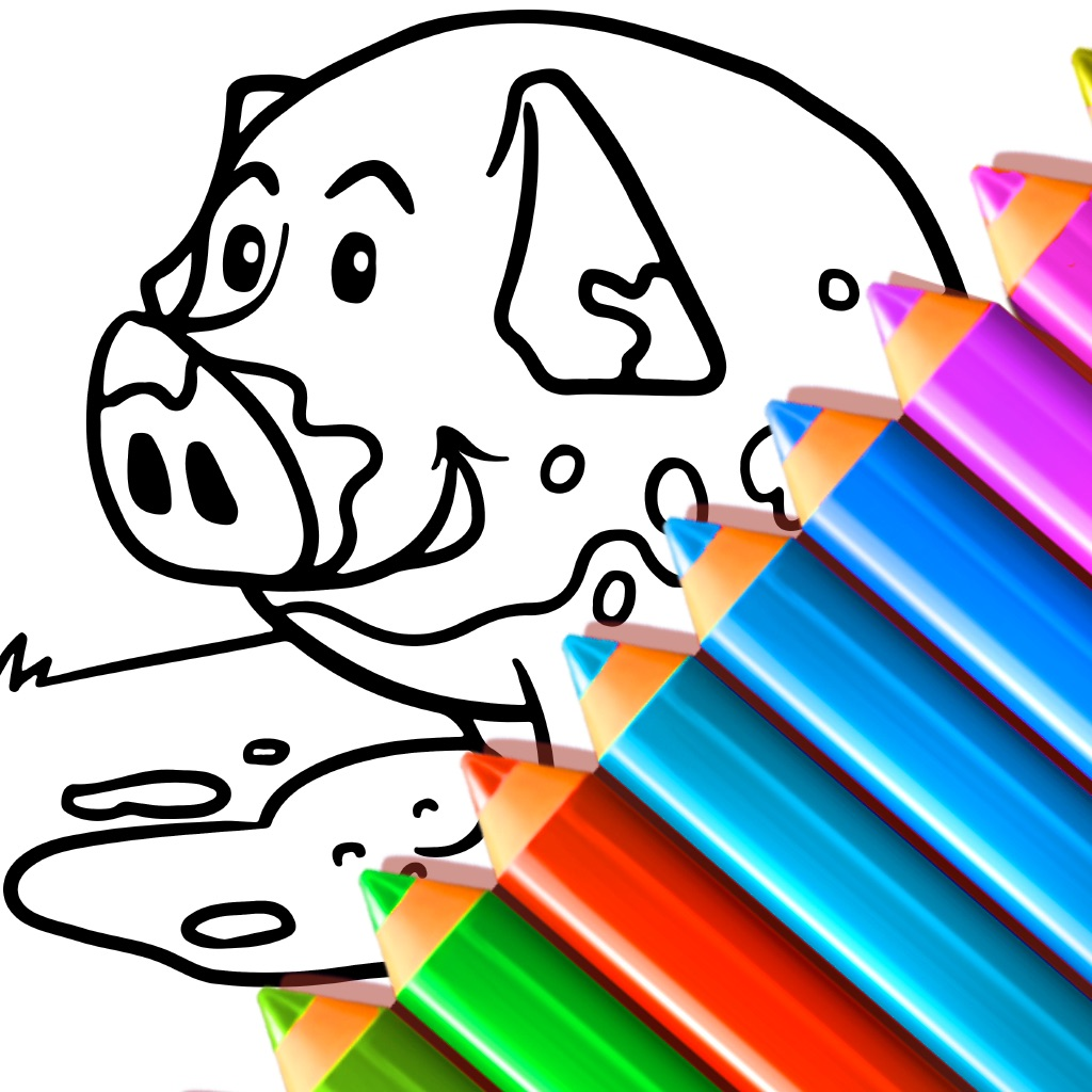 Animal Coloring Books for Kids hack