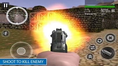 Gun FPS: Destroy Enemy screenshot 2