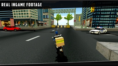 City Courier Moto Delivery screenshot 2