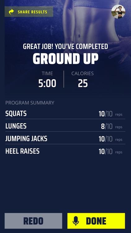Fitbakk: Fitness Trainer screenshot-4