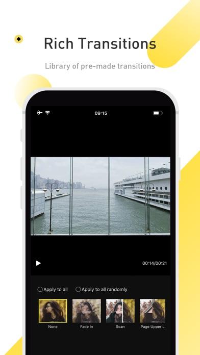 BeeCut-動画編集アプリのおすすめ画像4
