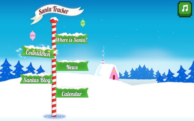 Santa Tracker for Mac