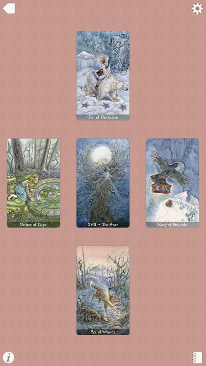 The Fairy Tale Tarot screenshot-4