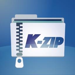 K-Zip: Zip Unzip Unrar tool