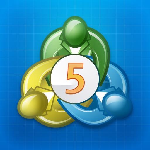Baixar MetaTrader 5 para iOS