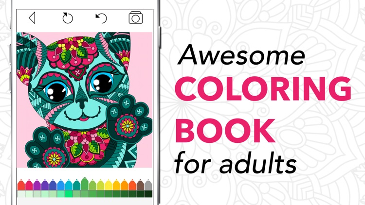 Coloring Book for Adults +