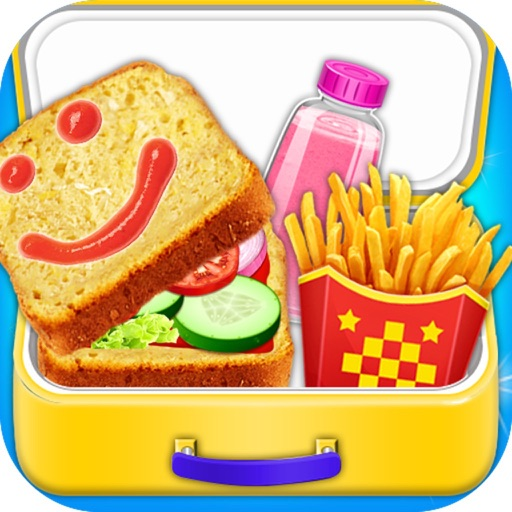 School Lunch Maker icon