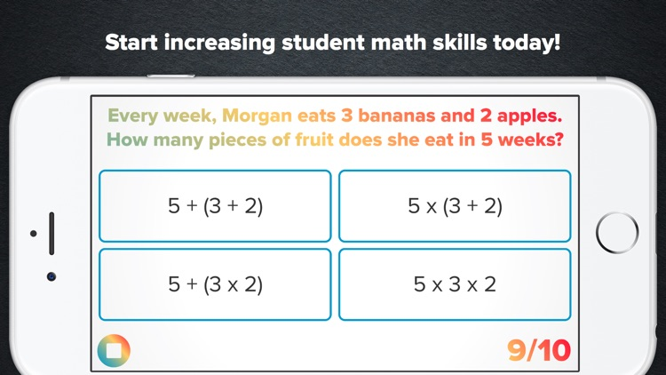 5th Grade Math Practice screenshot-4