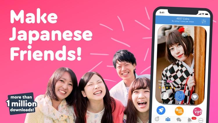 Make Japanese Friends−Langmate