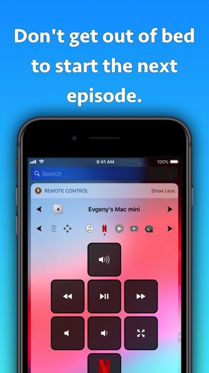 Remote + screenshot-7