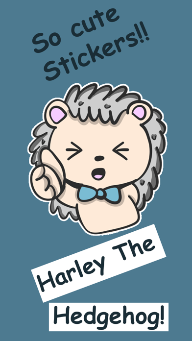 Harley The Hedgehog