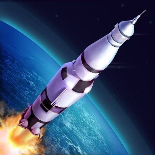 Симулятор Ракеты 3D