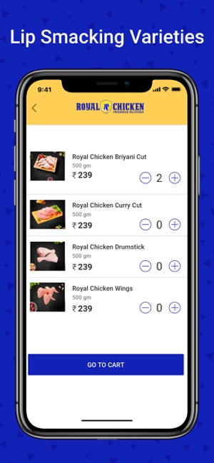 Royal Chicken on the App Store