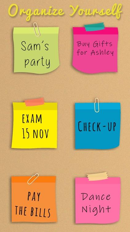 Sticky Notepad – Take Notes