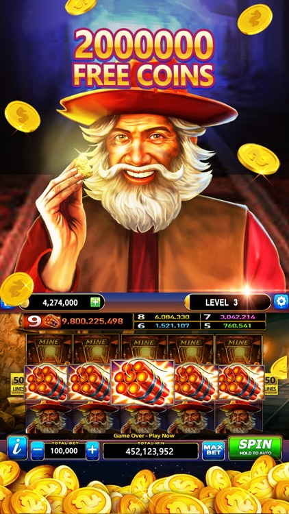 Vegas Casino Slots - Mega Win screenshot-4