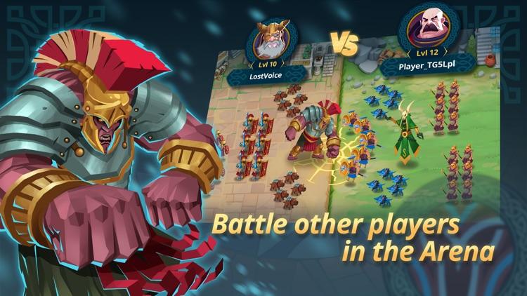 Game of Nations: Idle RPG screenshot-3