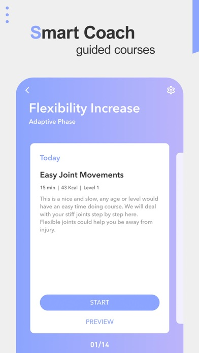 Daily Yoga: Workout & Fitness Screenshot