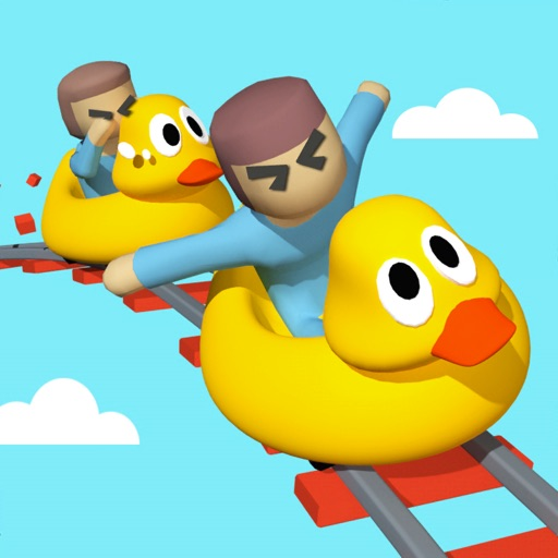 Idle Roller Coaster icon