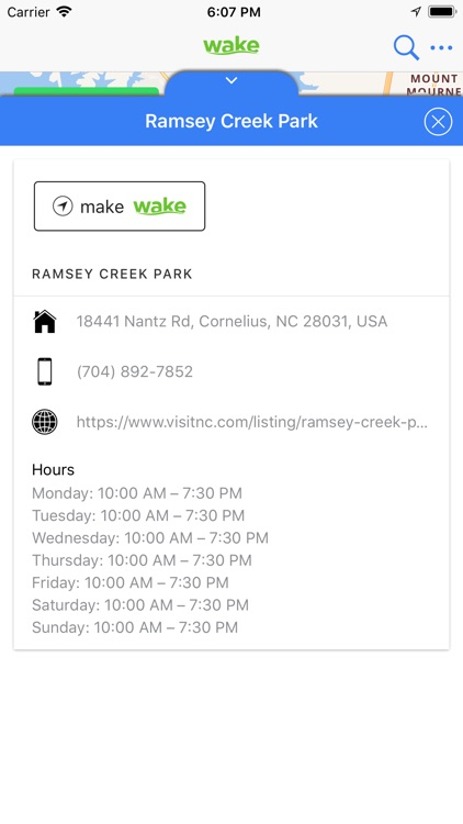 Wake  [Lake Norman] screenshot-3