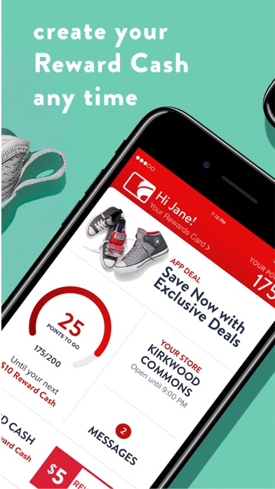 Screenshot for Famous Footwear Mobile in United States App Store